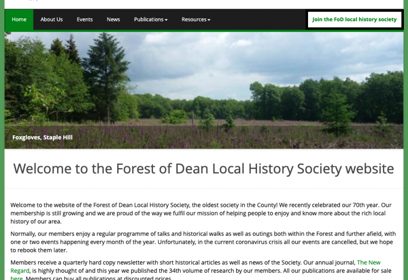 Forest of Dean Local History Society