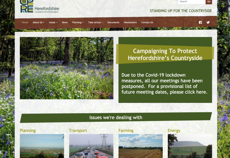 Campaign for the Protection of Rural England