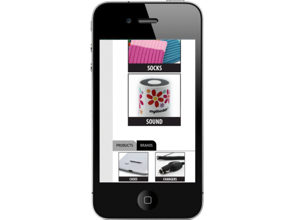 mydoodah mobile website products cheltenham