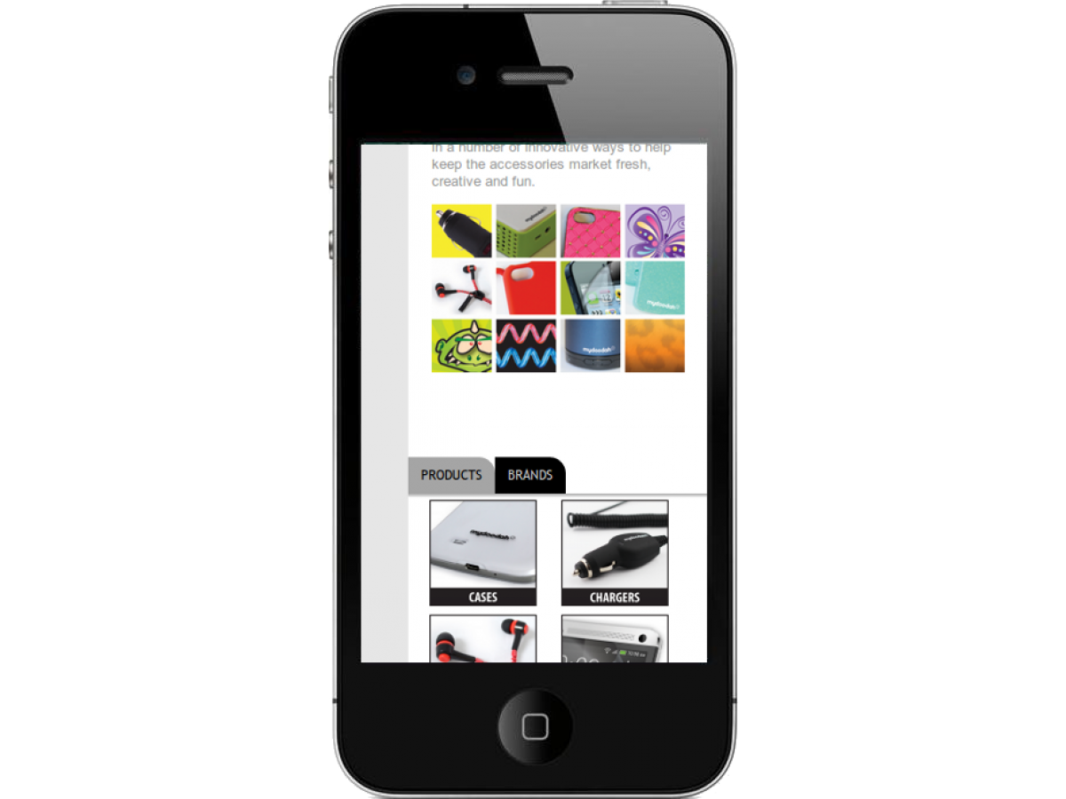 mydoodah mobile website imagery cheltenham