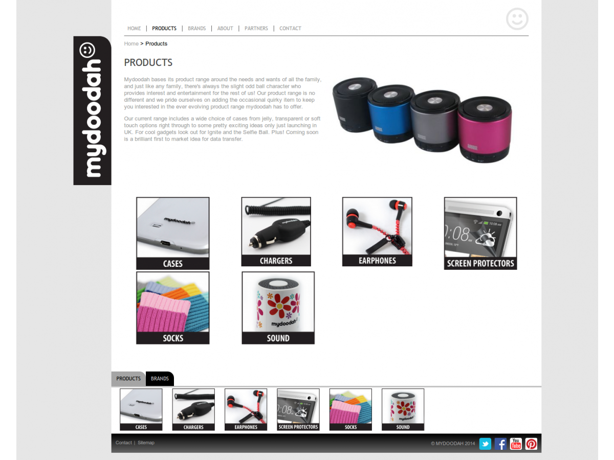 mydoodah website products display cheltenham