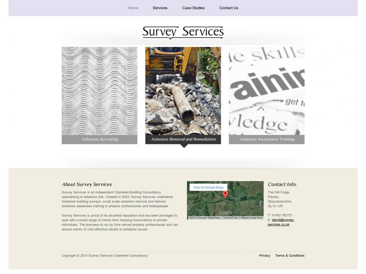 survey services website imagery home gloucestershire